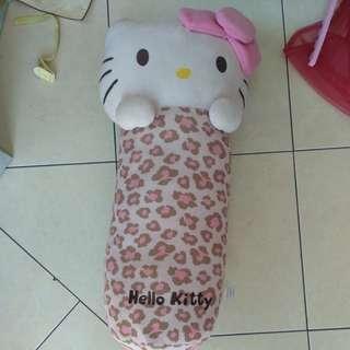 Boneka Hello Kitty asli besar