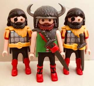🚚 Playmobil Barbarians