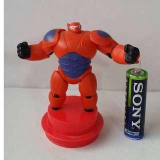Baymax Big Hero Mini Figure