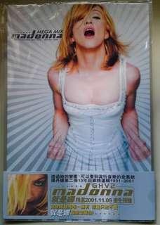 Madonna GHV2 Taiwan Promo CD Single