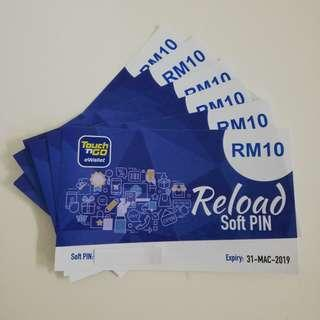 (FREE) Touch n Go eWallet Coupon RM10