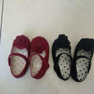 Sepatu anak perempuan Korea (1-2th) take both