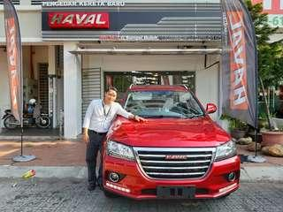 Haval H2 Comfort 1.5 Turbo Charged