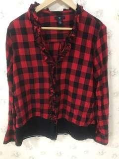 GAP Plaid shirt