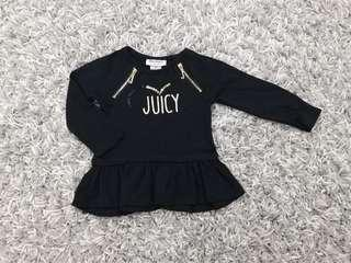 Juicy Couture Baby Top (18months)