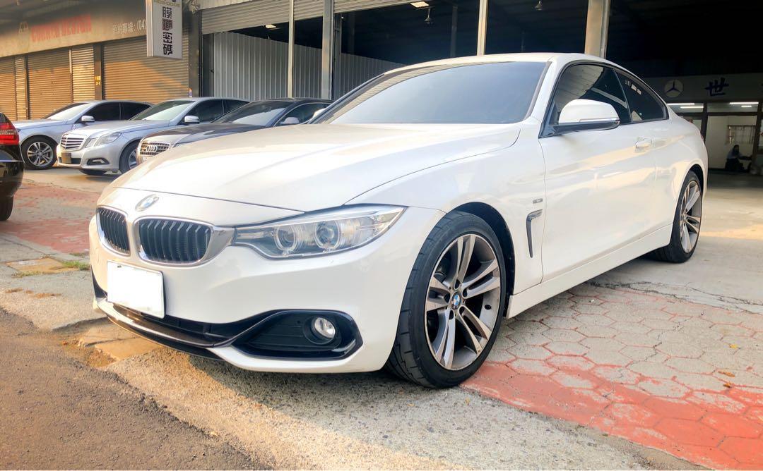 就賣109萬 420I BMW 2014年 2.0