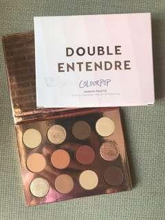Colourpop Double Entendre Palette