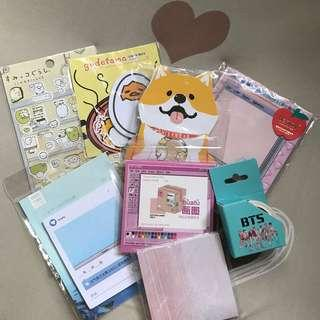 🚚 stationery clearance grabbag 1