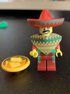 Lego 71004 Taco Tuesday Guy Movie