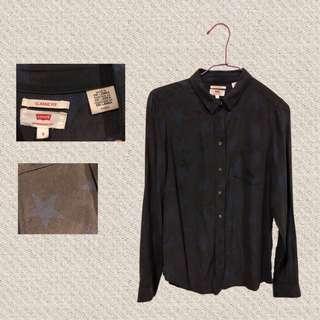 🚚 只剪吊牌✔️Levis襯衫#半價衣服市集