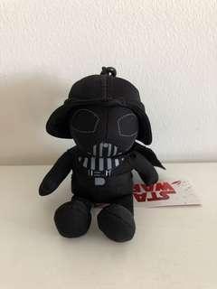 🚚 Darth Vader keychain plush