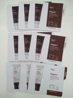 Dr.G filagrin barrier cream set (total 9)