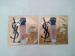 Ysl Foundation B30 beige (1mlx2)