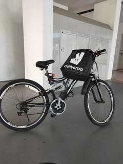 WTT/WTS Harris mountain bike