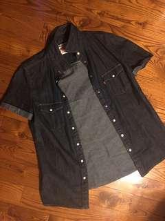 Levi's Denim T-Shirt Jacket