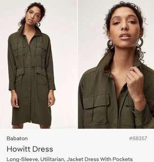Aritzia Howitt Dress