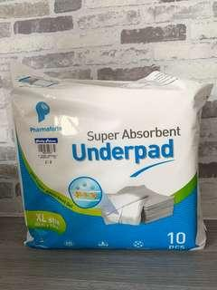 New Super Absorbent Underpad (9pcs)
