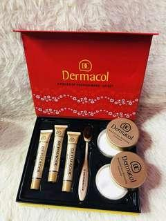 Dermacol Set Red