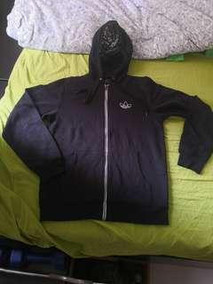 Adidas original jacket black color