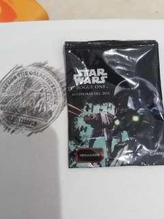 Starwars Coin - Medallion - Deathtroopers - Sealed
