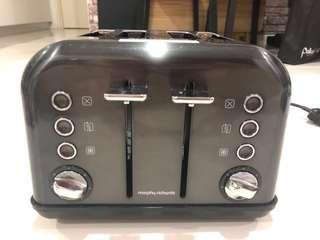 Morphy Richards 4-slice Toaster (Price Reduced!)