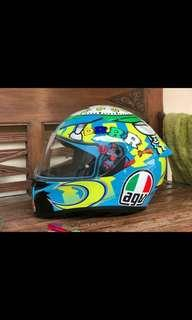 Agv k3 wake up original helmet