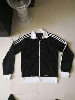 Adidas original jacket black size M
