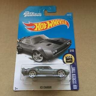 Hot wheels Ice Charger Grey