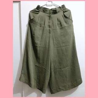 Culotte Army Stylish
