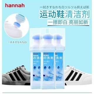🚚 日本HANNAH小白鞋 運動鞋清潔劑