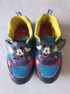 🚚 Mickey Mouse Shoes Size 18