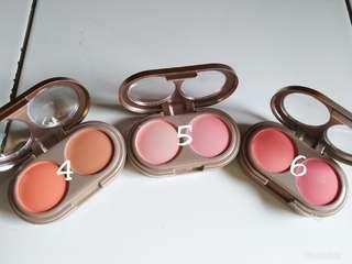 Blush on naked 2 in 1
