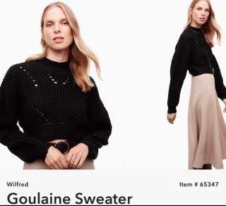 Aritzia Goulaine Sweater