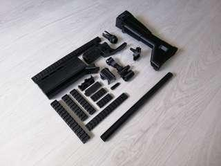 Nerf Scar Kit