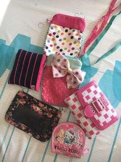 Bulk small purses