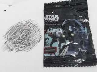 Baze - Starwars coin/medallion