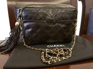 PRICE REDUCED!Authentic Chanel Vintage Camera Bag