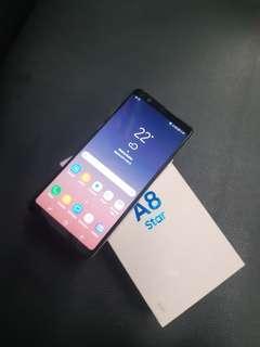 🚚 Samsung A8 star