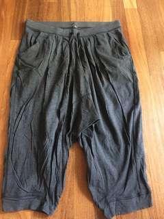 Lululemon harem pants grey