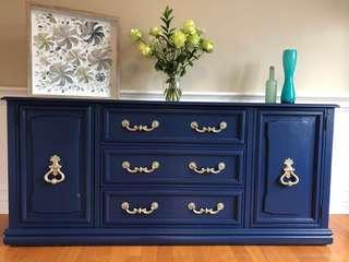 Dresser/Side Buffet Table