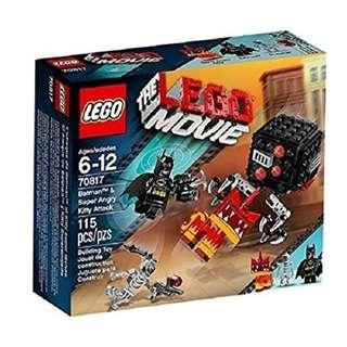 LEGO Movie 70817 Batman & Super Angry Kitty Attack