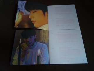 [WTS] Got7 present you & me official lyric booklet