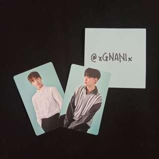 [WTS] SEVENTEEN PHOTOCARD SET