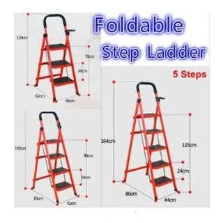 Tools and Hardware : Ladders with lock