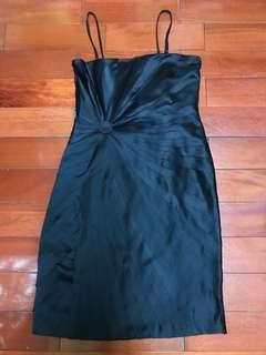 🚚 CK Calvin Klein 平口洋裝經典黑 #半價衣服市集