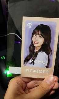 🚚 WTT Momo ID Sticker to Mina/Sana ID sticker