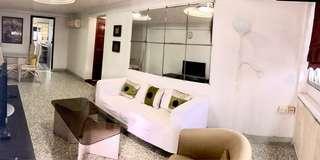 High floor corner for rent