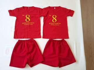 Start tots Playgroup uniform