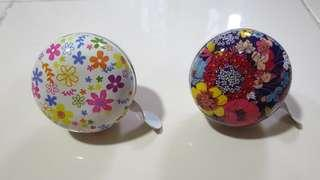 $10 NEW fun coloured pattern bicycle bell