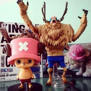 (2item 150)Banpresto tony tony chopper